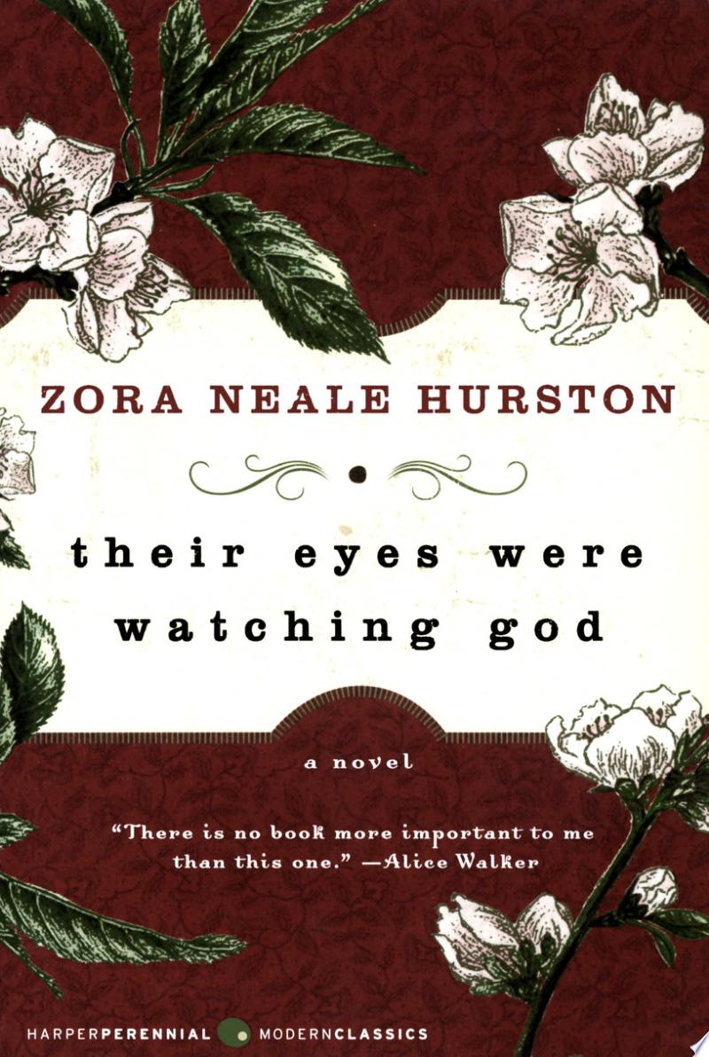 "Image for ""Their Eyes Were Watching God"""