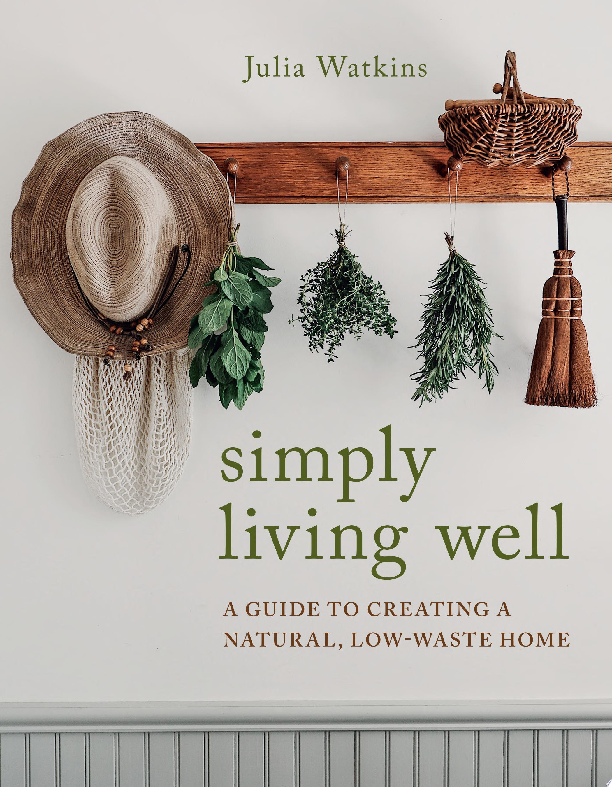 "Image for ""Simply Living Well"""