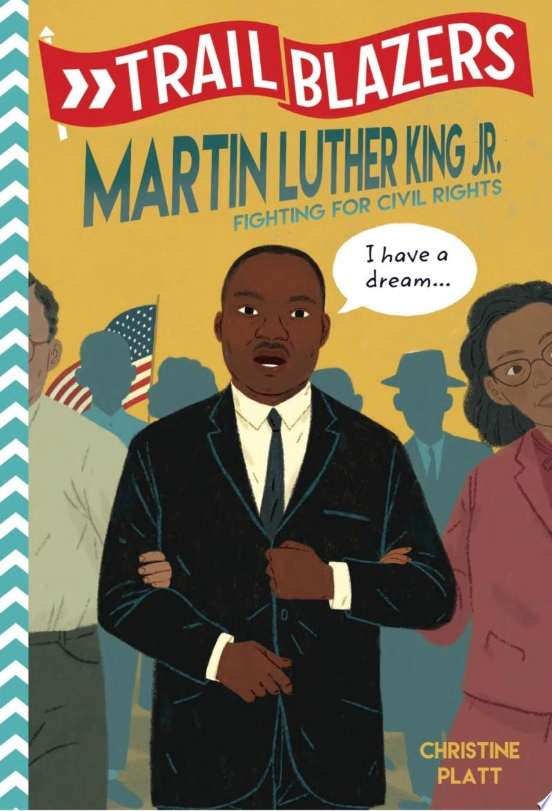 "Image for ""Trailblazers: Martin Luther King, Jr"""