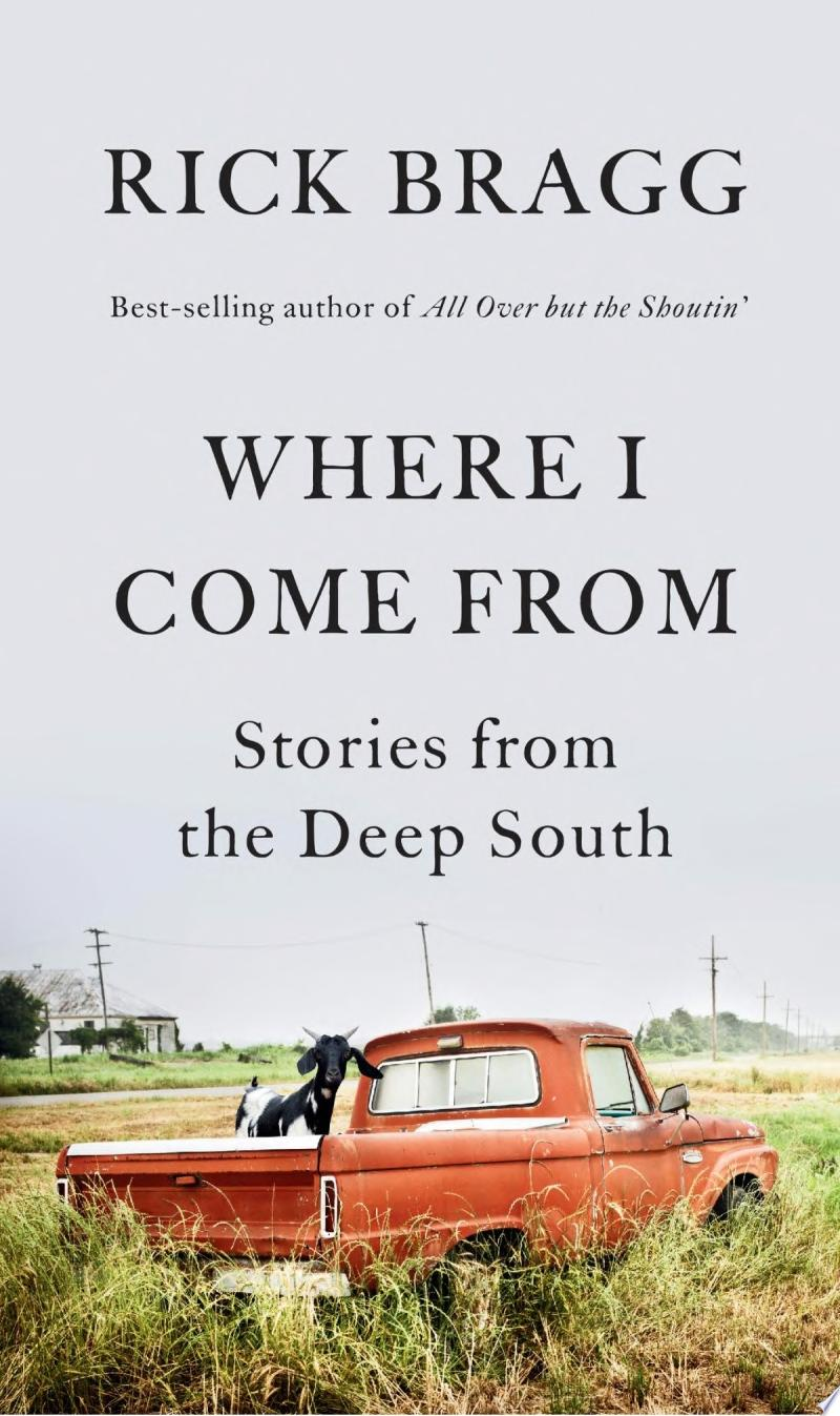 "Image for ""Where I Come from"""