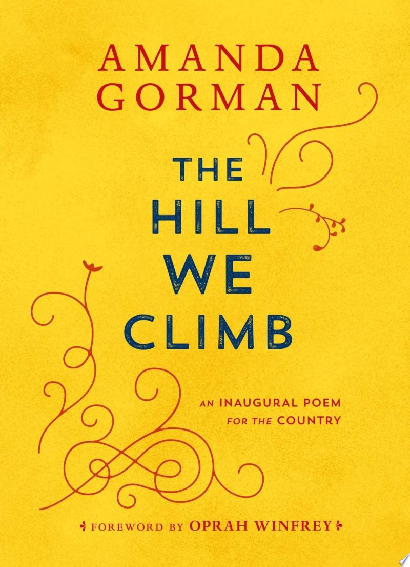 "Image for ""The Hill We Climb"""