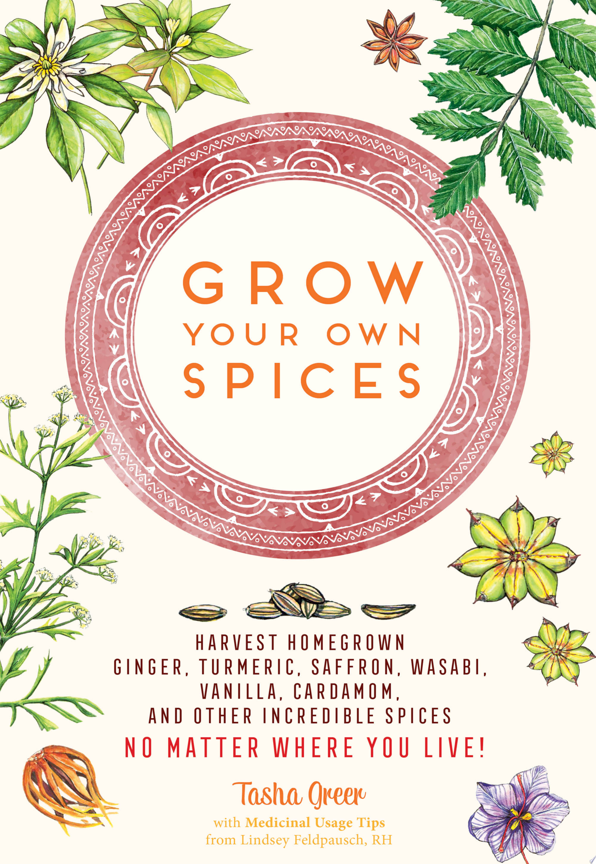"Image for ""Grow Your Own Spices"""