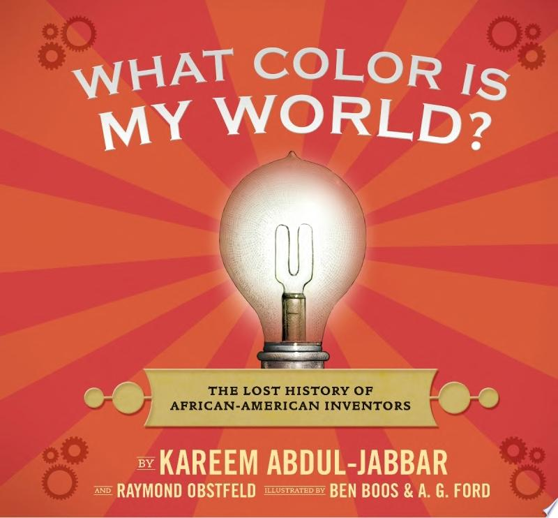 "Image for ""What Color is My World?"""