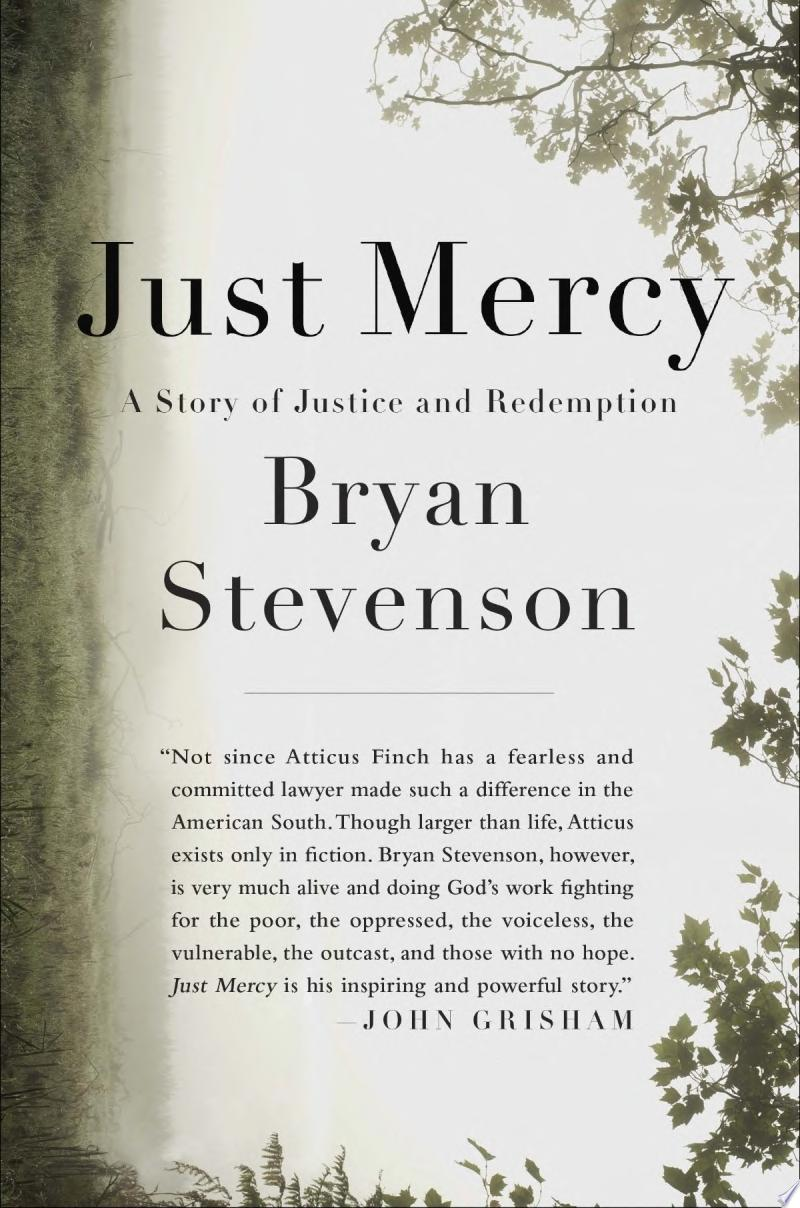 "Image for ""Just Mercy"""