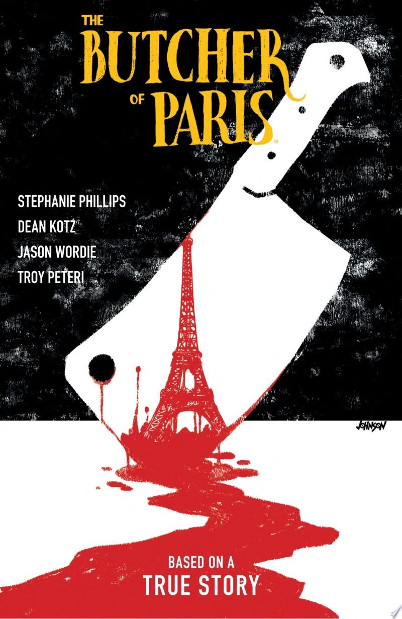 "Image for ""The Butcher of Paris"""