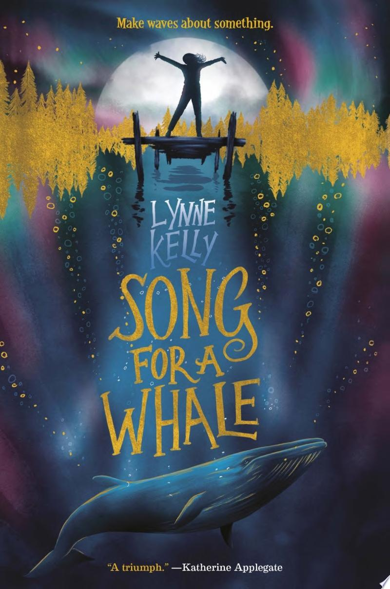 "Image for ""Song for a Whale"""