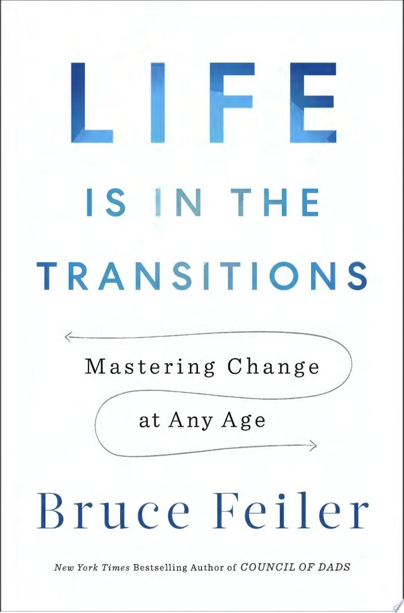 "Image for ""Life Is in the Transitions"""