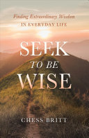 "Image for ""Seek to Be Wise"""