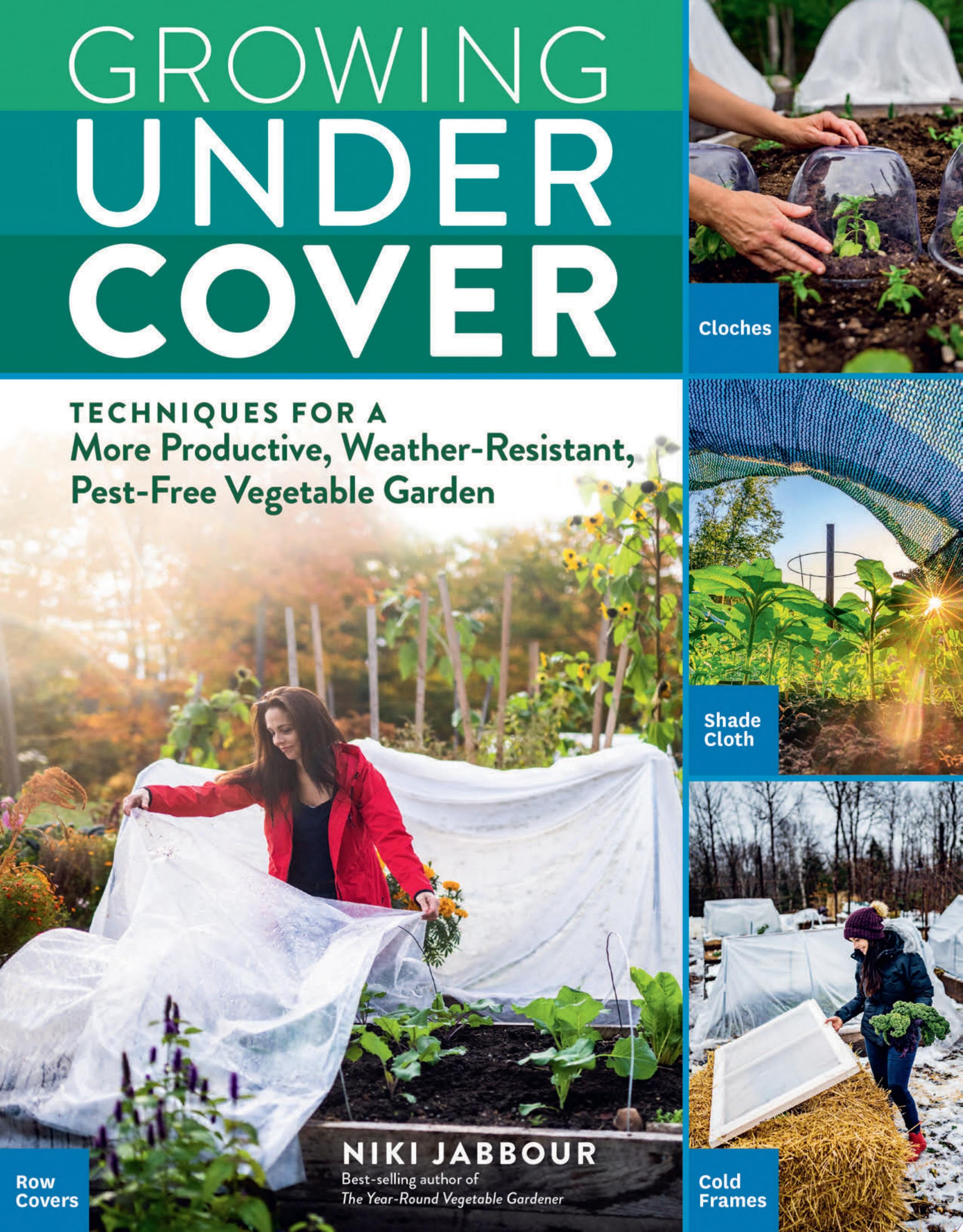 "Image for ""Growing Under Cover"""