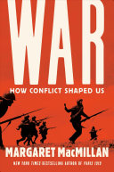 "Image for ""War: How Conflict Shaped Us"""