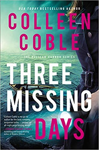"Image for ""Three Missing Days"