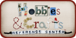 Hobbies and Crafts Reference Center logo