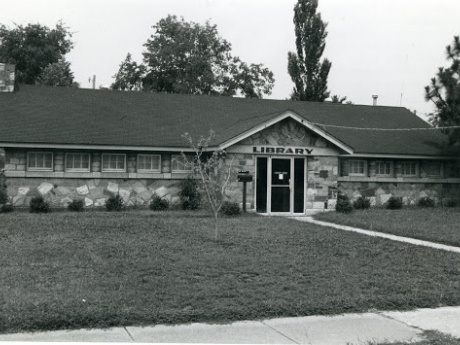 Heavener Public Library Historic Photo #2