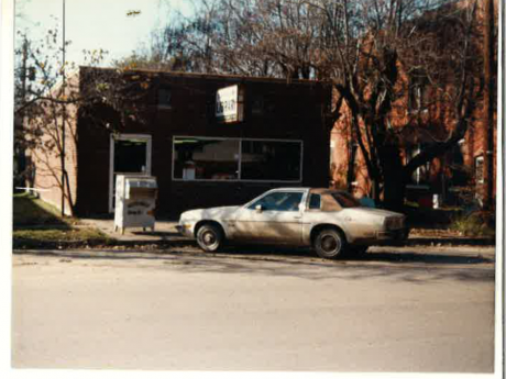 Historic Photo of Stigler Public Library