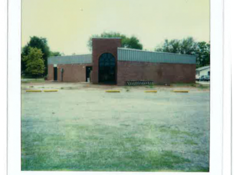Historic Photo of Stigler Public Library #2